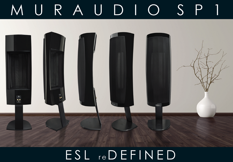 Muraudio SP-1
