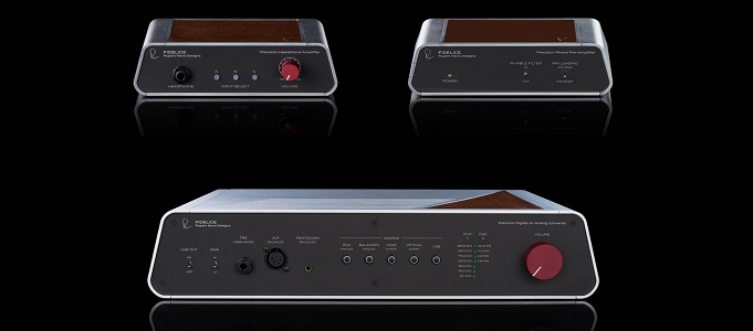 RUPERT NEVE DESIGNS FIDELICE RANGE DEBUT AT CANJAM LONDON 2019