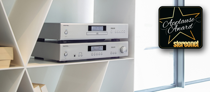 Rotel CD11 Tribute CD Player & A11 Tribute Integrated Amplifier Review