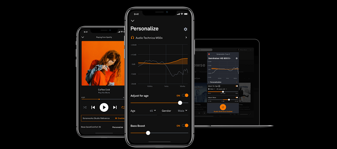 SONARWORKS TRUE-FI MOBILE APP IMPROVES YOUR HEADPHONE EXPERIENCE