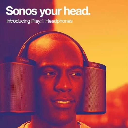 Sonos Headphones 2015