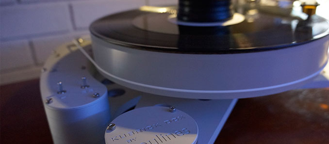 REVIEW: SOULINES KUBRICK DCX TURNTABLE