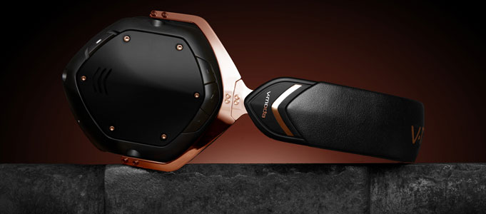 V-MODA RELEASES CROSSFADE 2 WIRELESS CODEX EDITION HEADPHONES