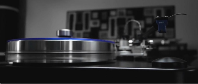 REVIEW: VPI PRIME TURNTABLE - NEW JERSEY MAGIC