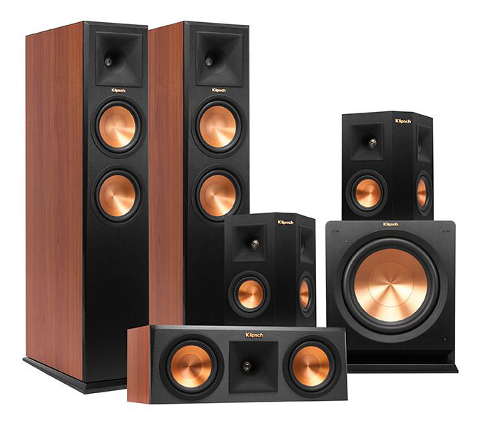 REVIEWED: Klipsch Reference Premiere RP-260