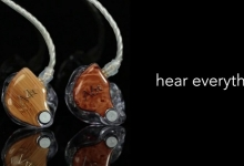 64 AUDIO IN-EAR MONITORS LAND IN UK