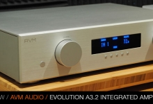 REVIEW: AVM EVOLUTION A3.2 INTEGRATED AMPLIFIER