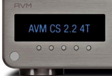 AVM INSPIRATION CS 2.2 4T CD STREAMER TO DEBUT AT FESTIVAL OF SOUND