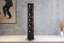 Acoustic Energy Launches AE520 500-Series Flagship Loudspeaker