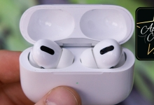 Apple AirPods Pro Noise Cancelling Earphones Review