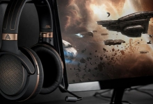 AUDEZE RELEASES FIRST GAMING HEADPHONES