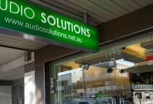 Sydney's Audio Solutions Kicking Goals With Luxman