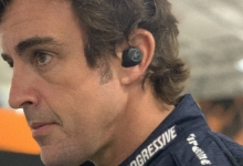 Fernando Alonso x Bang & Olufsen Limited Edition E8 Earphones and Edge Speaker