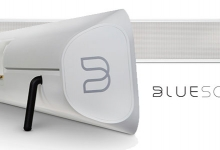 BLUESOUND'S PULSE SOUNDBAR NOW IN WHITE