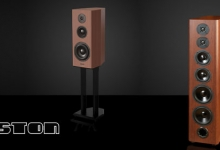 Bryston Mini and Model A2 Loudspeakers