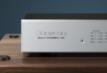 Bryston BDA-3.14 Streaming DAC UK Show Debut