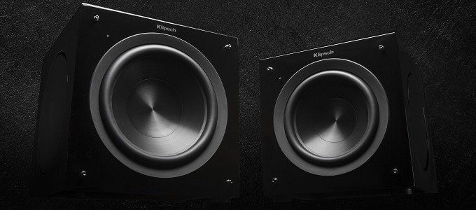 KLIPSCH C-SERIES COMPACT SUBS RUMBLE INTO UK