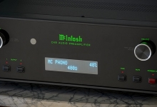 MCINTOSH C49 PREAMP BOASTS FUTURE-PROOF DAC AND IMPRESSIVE CONNECTIVITY