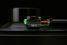 DS AUDIO DS-E1 - A MORE AFFORDABLE OPTICAL CARTRIDGE