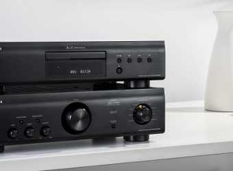 DENON REVEALS 600 SERIES INTEGRATED AMP AND CD PLAYER