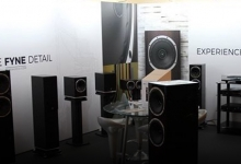 FYNE AUDIO AT MUNICH'S HIFI DELUXE