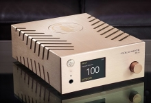 GOLD NOTE DS-10 STREAMING DAC / HEADPHONE AMPLIFIER AVAILABLE