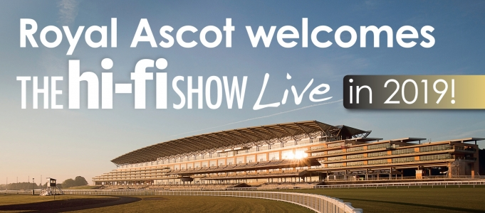 HI-FI SHOW LIVE ON COURSE TO GET RACIER