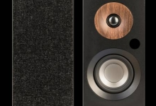 JAMO STUDIO S 801 PM ACTIVE BOOKSHELF SPEAKERS