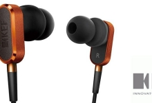 KEF Release M100 Affordable In-Earphones