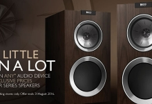 Give a Little, Gain a LOT, with KEF