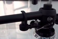"KUZMA DEBUTS NEW 9"" 4POINT TONEARM AND CARTRIDGES"