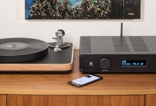 LEEMA ACOUSTICS DEBUT STREAM IV CD PLAYER IN BRISTOL STELLAR LINE-UP