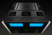 MCINTOSH MC312 300-WATT POWER AMP IMPROVES ON MC320