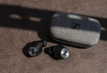 IFA 2018: SENNHEISER MOMENTUM TRUE WIRELESS EARBUDS FIRST IMPRESSIONS