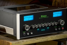 MCINTOSH C53 PREAMP DEBUTS DA2 UPGRADABLE DAC MODULE