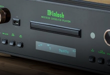 MCINTOSH RELEASES NEW SACD PLAYER AND MUSIC STREAMER