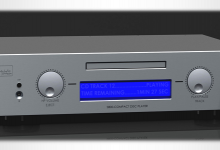 MITCHELL & JOHNSON S800 CD PLAYER NOW AVAILABLE
