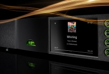 PREVIEW: NAIM AUDIO'S ND 555 NETWORK PLAYER ROADSHOW
