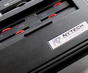 Past Masters: NYTECH AUDIO CTA252XD II