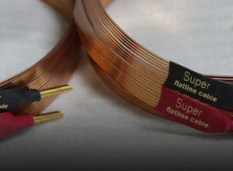 RETURN OF THE NORDOST SUPERFLATLINE SPEAKER CABLE
