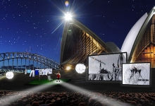 World First at Sydney Opera House with Audio-Technica