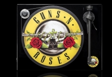 PRO-JECT GET ON THE NIGHT TRAIN WITH GUNS N' ROSES