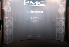 PMC LAUNCHES FACT FENESTRIA FLAGSHIP SPEAKER AT MUNICH HIGH END SHOW