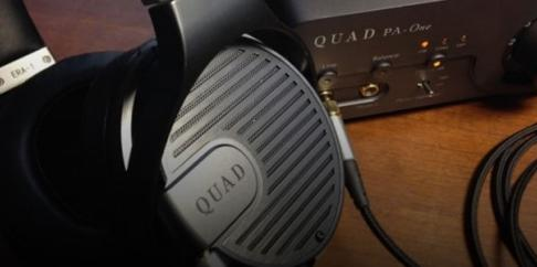 QUAD LAUNCHES ERA-1 PLANAR HEADPHONES