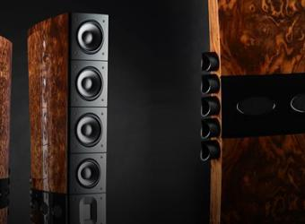 RAIDHO'S STATE OF THE ART LOUDSPEAKERS