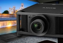 Audio Trends to Show Sony's $90,000 4K Home Theatre Projector