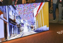 CALIFORNIA DREAMING FOR SONY'S OLED TVS