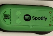 Spotify's 'Car Thing' to Deliver In-Car Music Streaming
