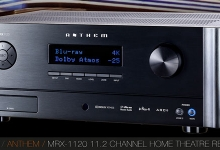 REVIEW: ANTHEM MRX-1120 HOME THEATRE RECEIVER