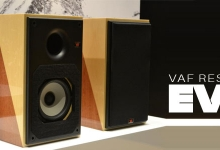 REVIEW: VAF RESEARCH EVO1 LOUDSPEAKER